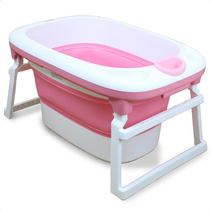 OUTLET - Banheira Ofurô Luxo Infantil ROSA