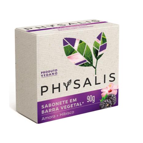 Sabonete Em Barra Physalis - Pura Vitalidade (90g)