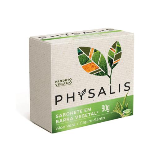 Sabonete Em Barra Physalis - Puro Equilíbrio (90g)