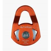 Polia Simples Compact Alumínio com Placas Oscilantes 28KN (CE EN) - FOR ROPE