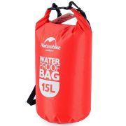 Saco Estanque - Naturehike  Waterproof Bag 15 Litros / 100% Impermeável