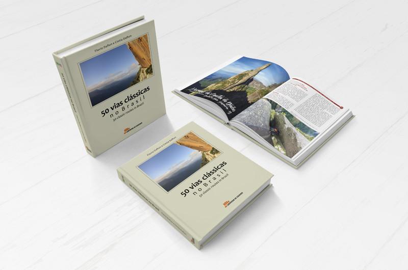 Livro 50 Vias Clássicas no Brasil