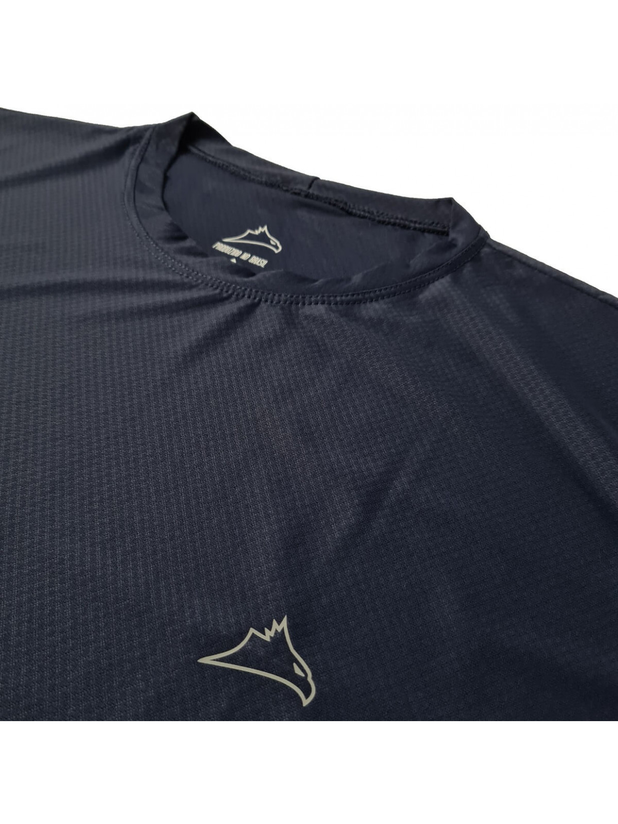 Camiseta Dry Cool UPF50+ Masculina (Manga Curta) Conquista