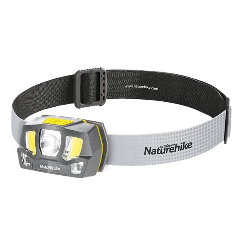 Lanterna de Cabeça Recarregável NATUREHIKE OUTDOOR STARSHINE IPX4