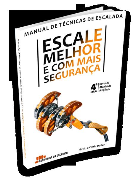 Livro Escale Melhor e com Mais Segurança 4ª Ed.