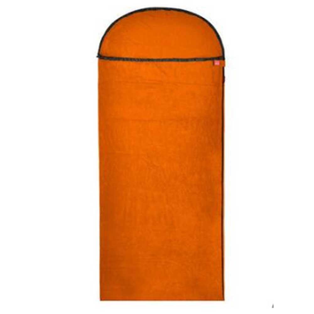 Saco de Dormir Fleece Sleeping Bag F100 da Naturehike (Laranja)