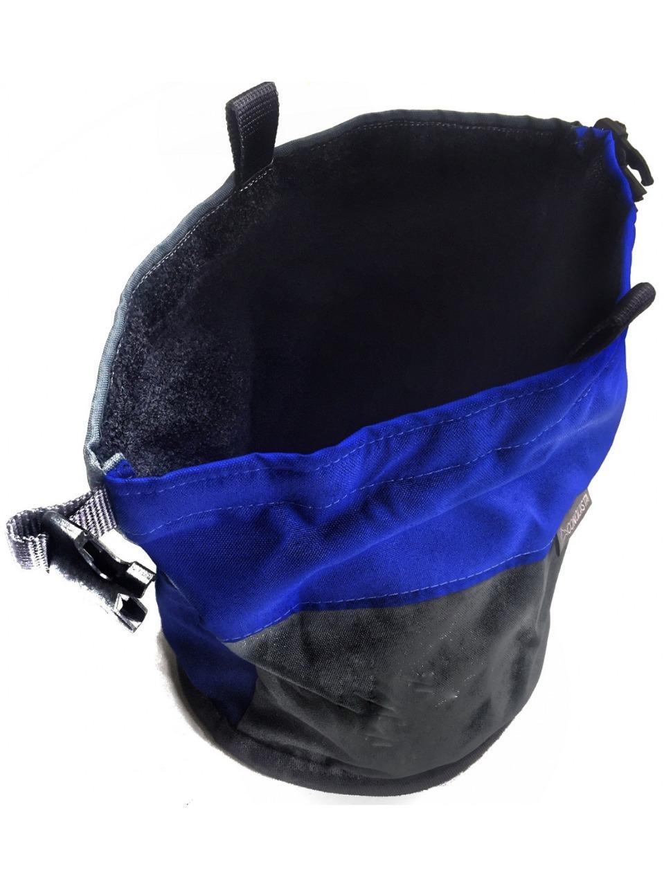 Saco de Magnésio Boulder Bag Conquista - Tam. Grande