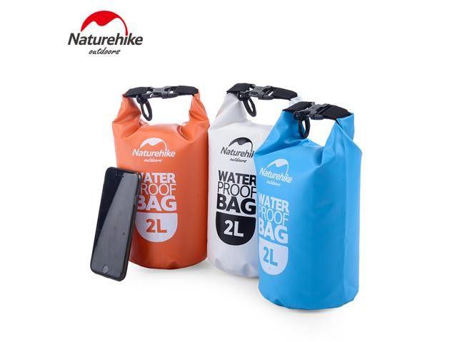 Saco Estanque - Naturehike  Waterproof Bag 5 Litros / 100% Impermeável
