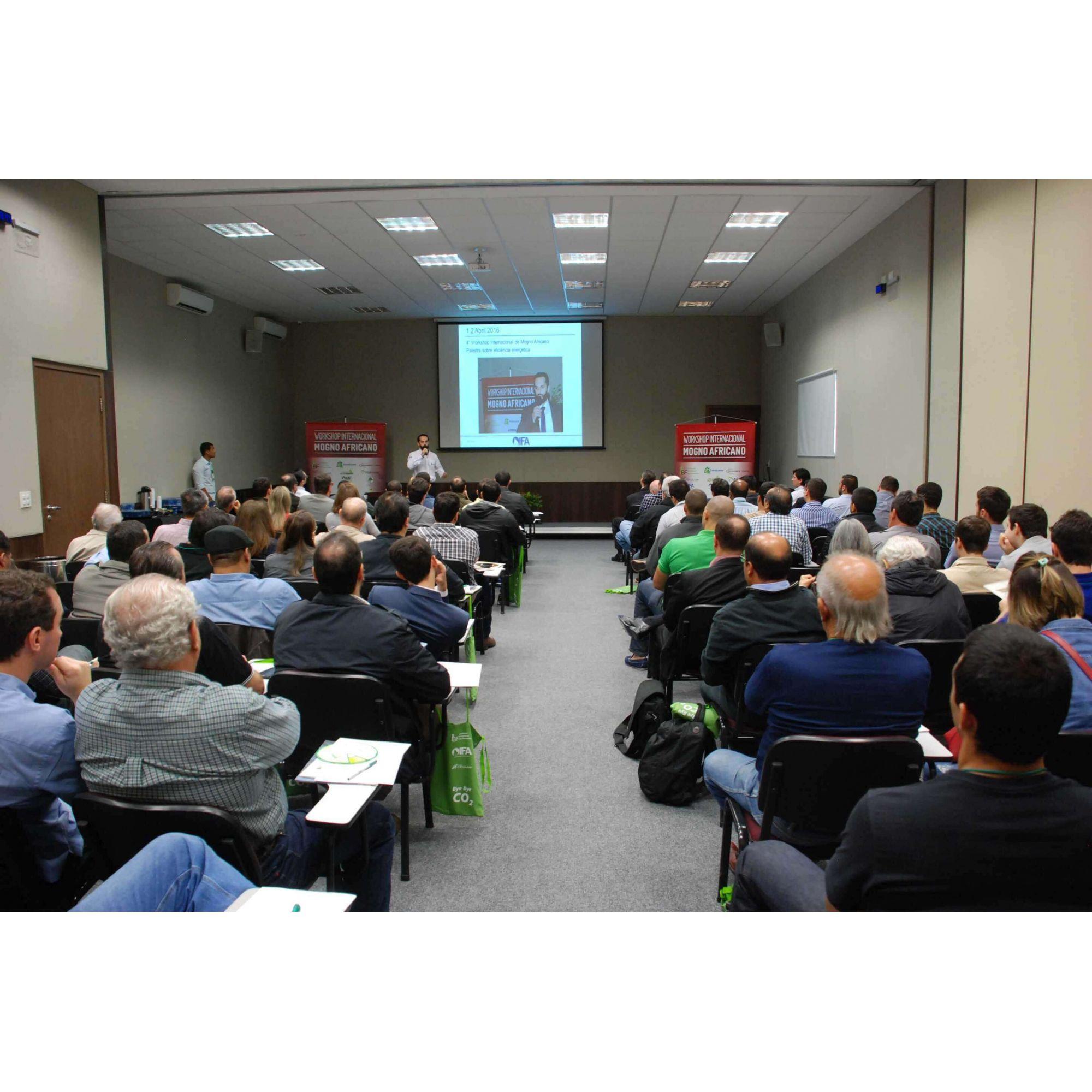 13/12/2019 - Curso de Investimento em Mogno Africano - Brasília/DF
