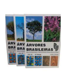 Box - Árvores Brasileiras - Harri Lorenzi