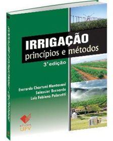 Irrigação Princípios e Métodos - 3º Edição