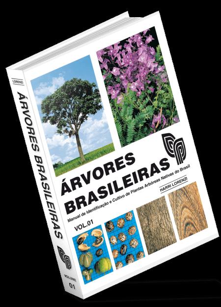 Árvores Brasileiras   Volume 01 - Harri Lorenzi