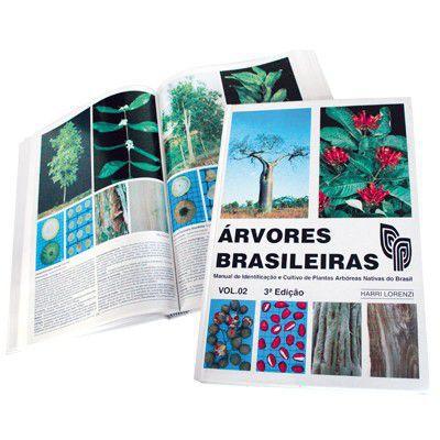 Árvores Brasileiras | Volume 02 - Harri Lorenzi