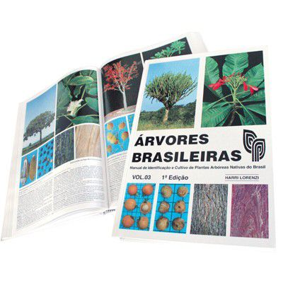 Árvores Brasileiras | Volume 03 - Harri Lorenzi