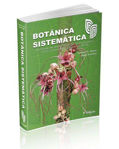 Botânica Sistemática - Harri Lorenzi
