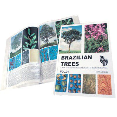 Brazilian Trees | Volume 01 - Harri Lorenzi