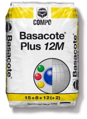 Fertilizante Basacote Plus 12M 16-8-129 (+2) - 25kg