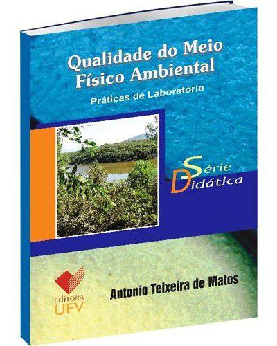 Livro: Qualidade do Meio Físico Ambiental