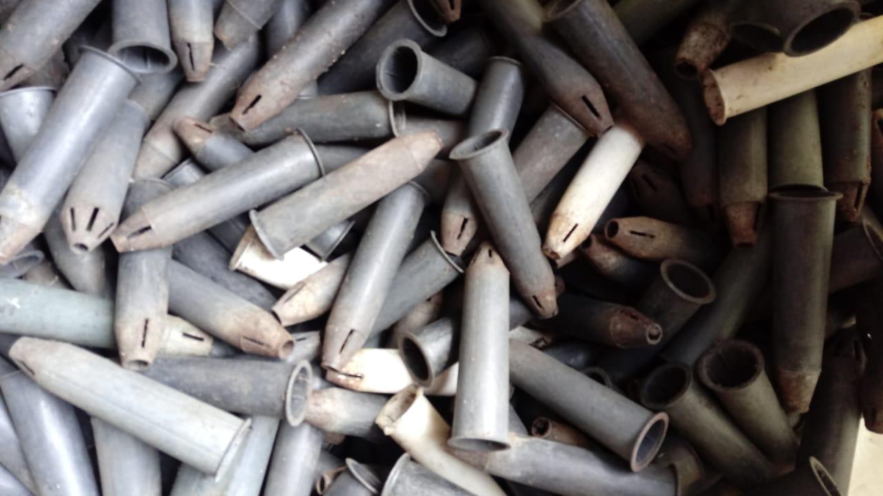 Tubete para mudas - 55 cm³ (usado) - Pacote