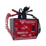 Carregador de Bateria Selado 06 A - CARREX
