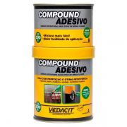 Compound Adesivo A B 1 Kg Vedacit