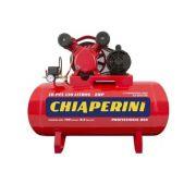 Compressor de Ar 10 PCM 110 Litros Red Monofásico Bivolt Chiaperi