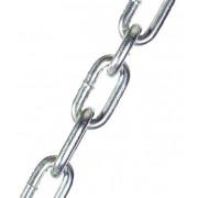 Corrente zincada, com elo curto, 8,0 mm