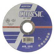 Disco De Corte Inox 7 Pol X 1,6 Mm Classic Norton