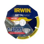 Disco de Corte MetalMax 4 1/2 X 7/8 - 1998845 - IRWIN