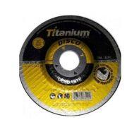Disco de Desbaste 178 x 6 x 22,23mm - TITANIUM-5191