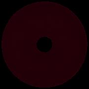 Disco de Lixa Pol. Car55 Grão 36 Carborundum 1 UND