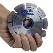 Disco Diamantado Segmentado Irwin 110mm x 20mm 13892
