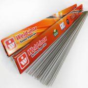 Eletrodo de Solda Cromo Niquel 2,5 Embalagem de 1 Kilo - WELD-INOX