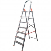 Escada Domestica Alumínio 7 degraus