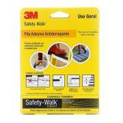Fita Antiderrapante Preta 50mmX5m Safety-Walk 3M
