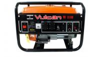 Gerador à Gasolina 208cc 7HP 4 Tempos 3.75 kVA Bivolt VG3800 - Vulcan