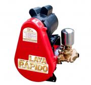Lavadora de Alta Vazão e Média Pressão 320 PSI 1Cv Mono 127-220V Lr-14 Zm Bombas
