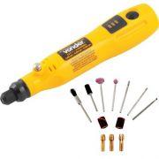 Micro Retífica a Bateria 3,6V Bivolt - VONDER-MBV036