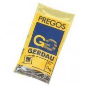 Prego S/ Cabeça 12 X 12 MM - 1 Kg - Gerdau Aços Longos