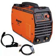 Solda Inversora 200a Stararc-200m Bivolt 110/220v Smarter