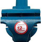 Torno Morsa de bancada N6 Nocram NT6 - NT-6 (Azul)