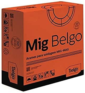 Arame De Solda 0,90 - Mig - Belgo - 15 Kg