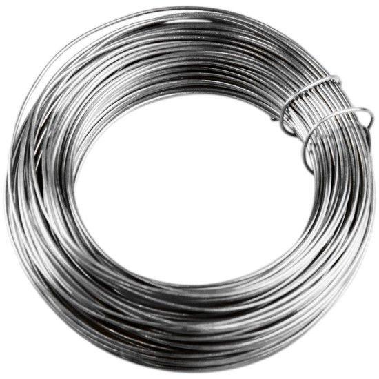 Arame Galvanizado Nº18 108 MT 1 KG - GERDAU