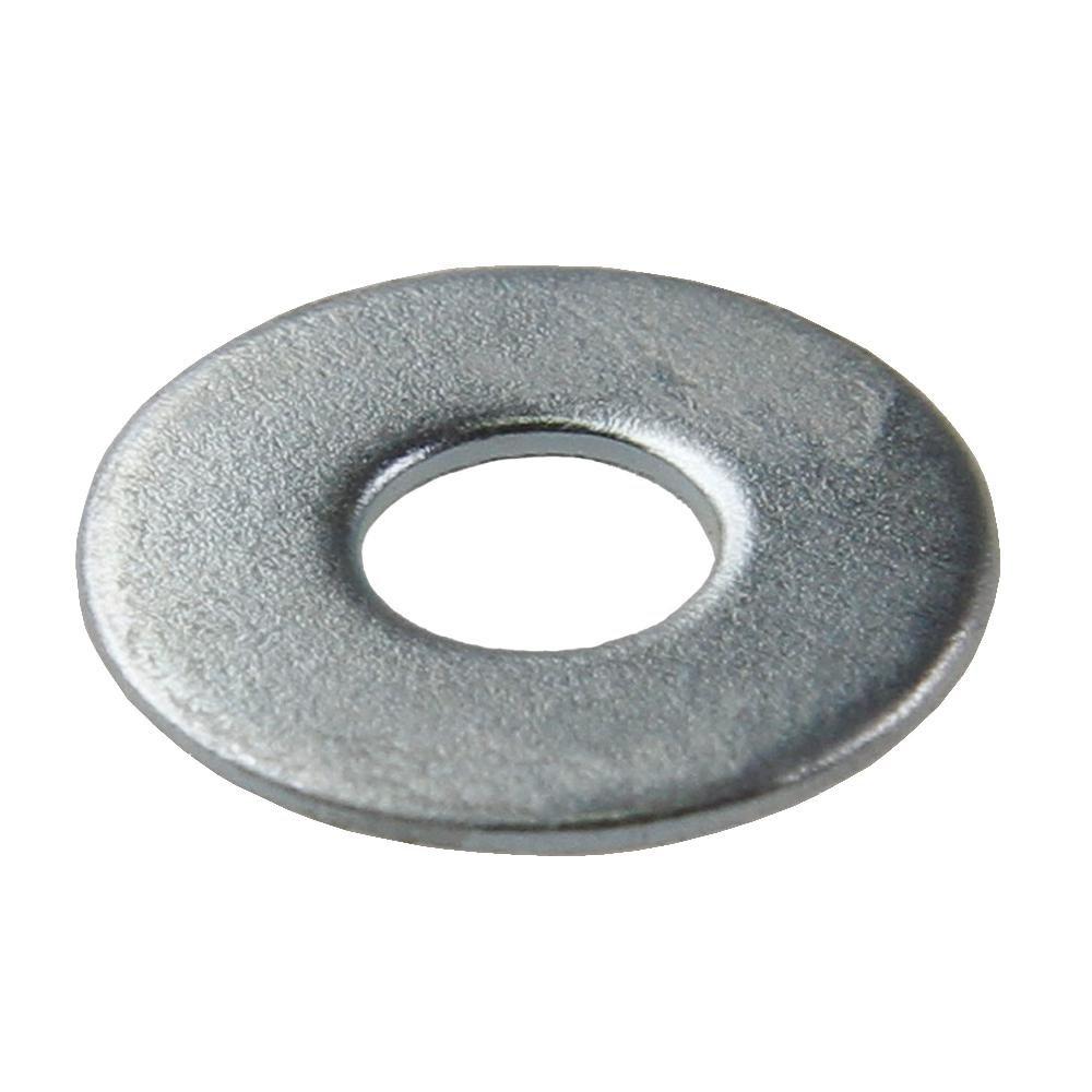 Arruela lisa zincada 10 mm