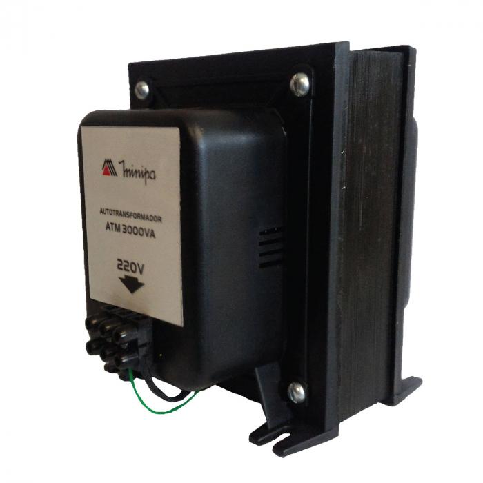 Autotransformador Minipa ATM-3000VA