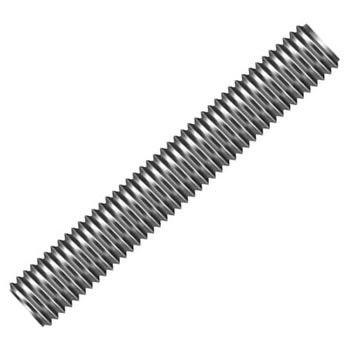 Barra Roscada (UNC) 3/8 x 01 MT Zincada