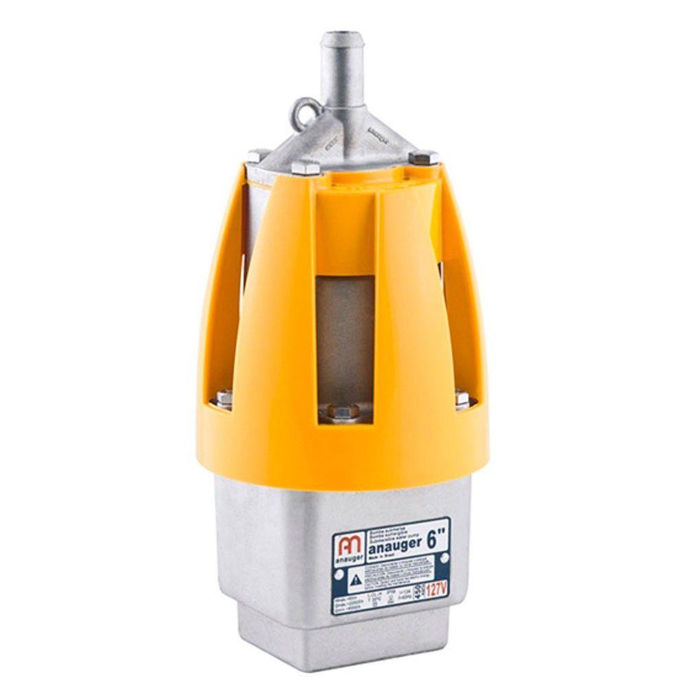 Bomba D`água Elétrica Submersa Vibratória 6