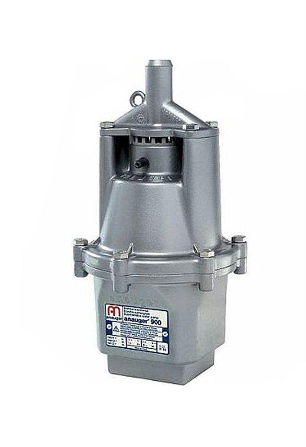Bomba Submersível Vibratória 450W 127V - MOD 900 - Anauger Bombas D'agua