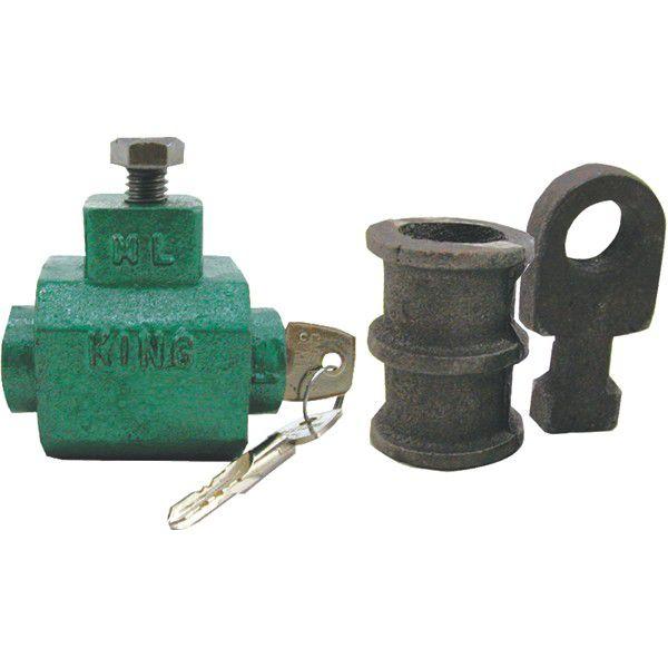 Cadeado P/ Porta de Enrolar Tetra - Tetra - King Steel