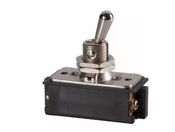 Chave De Alavanca Interruptor Bipolar 10A Cs-301c